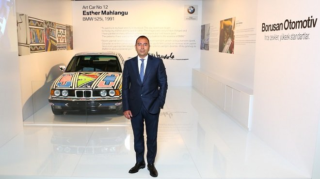 BMW'nin sanat serüveni